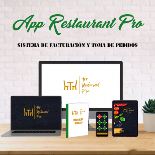 App-Restaurant-Pro